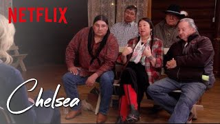 Download Chelsea Visits a Native American Tribe | Chelsea | Netflix Video