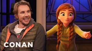 Download Why Dax Shepard Is Promoting ″Frozen 2″ - CONAN on TBS Video