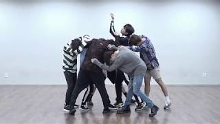 Download BTS 'FAKE LOVE' mirrored Dance Practice Video