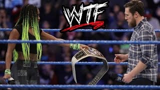 Download WTF Moments: WWE SmackDown (Feb 21, 2017) Video
