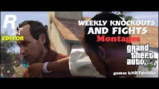 Download GTA 5, Weekly Knockouts and Fights Montages.Machinima, Video