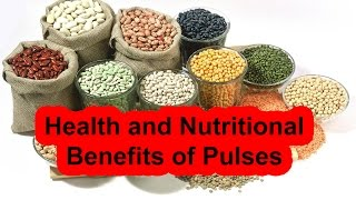 Download Health and Nutritional Benefits of Pulses Video