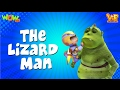 Vir The Robot Boy | Hindi Cartoon For Kids | The lizard man | Animated Series| Wow Kidz