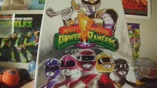 Download Unboxing Mighty Morphin Power Rangers - The Complete Series Video