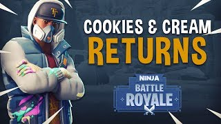 Download Cookies N Cream Returns! - Fortnite Battle Royale Gameplay - Ninja & Myth Video