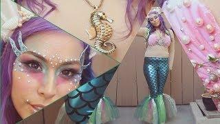Download Siren / Mermaid Costume - DIY Video