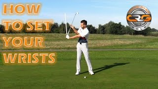 Download GOLF | HOW TO SET YOUR WRISTS Video