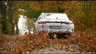 Download The new Panamera in Warsaw and Masuria, Poland Video
