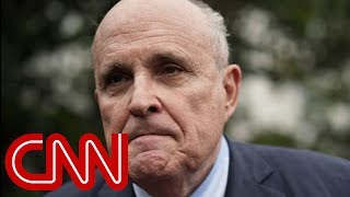 Download Rudy Giuliani hints at longer Trump Tower talks Video
