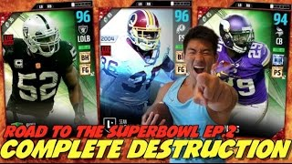 Download 1.3 MILLION COIN SPENDING SPREE! GREATEST RUNNING PERFORMANCE EVER! MADDEN 17 ULTIMATE TEAM Video