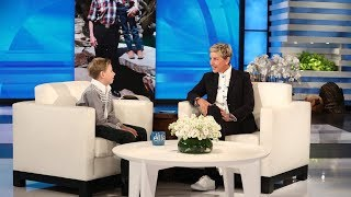 Download Kid Yodeler Mason Ramsey Performs Video