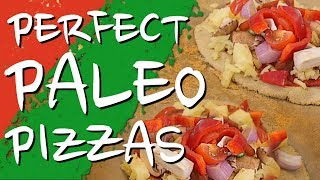 Download Paleo Pizzas | How We Eat Video