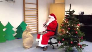 Download Besuch des Nikolaus im Kindergarten Video