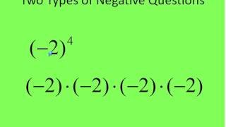 Download Pre-Algebra Exponents Lesson 1: Positive Exponents (Simplifying Math) Video