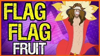 Download Diamante's Flag-Flag Fruit EXPLAINED! - One Piece Discussion Video