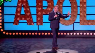 Download Hal Cruttenden Live at the Apollo Video