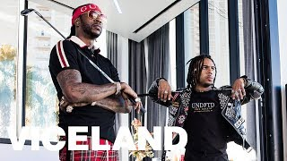Download A Topgolf Flex with 2 Chainz and Vic Mensa Video