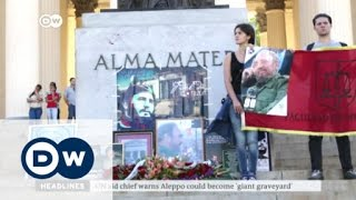 Download Battle looming over Fidel Castro's legacy? | DW News Video