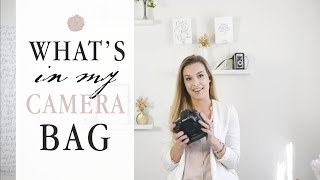 Download What's in my Camera Bag Video