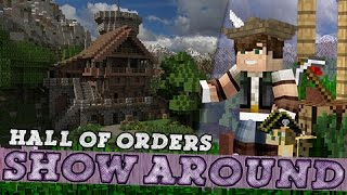 Download ″I'm Back!″ Show-Around Medieval Hall of Orders! Video