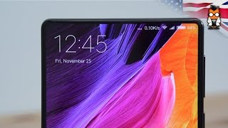 Download Xiaomi Mi Mix Review - A Smartphone from the Future? Video