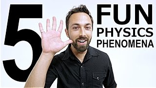 Download 5 Fun Physics Phenomena Video