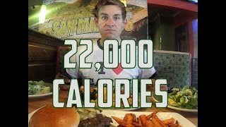 Download The 22,000 Calorie ″Eat Clean″ Cheat Day | ErikTheElectric Video