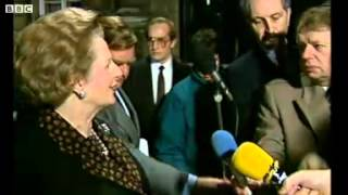 Download Newsnight: What Brought About Margaret Thatcher's Downfall Video
