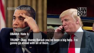 Download Trump calls to obama pt 2 Video