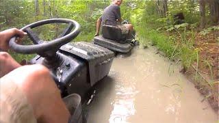 Download Off Road Mower Mud Rompage part 1 (Deep Mud) Video