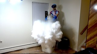 Download What Happens When You Drop Dry Ice Into Liquid Nitrogen?!? Video