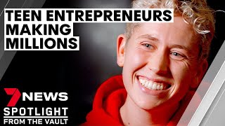 Download Teen Millionaires | The kids running successful businesses who say you can too | Sunday Night Video