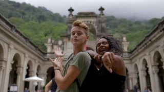 Download Trilha do Parque Lage ao Corcovado | PARTIU RIO com Damon&Jo Video