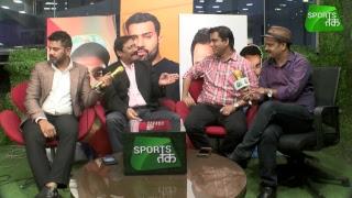 Download Live: Virat का 'Leave India' बयान सही या गलत, बताएं अपनी राय   Sports Tak Video