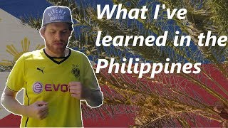 Download 5 things I've learned in the Philippines | Reflect on Filipino Culture Video