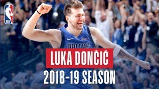 Download Luka Doncic's Best Plays From the 2018-19 NBA Regular Season Video