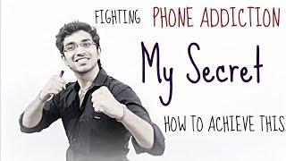Download Phone Addiction   How I fight Phone Addiction ? Video