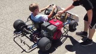 Download 9HP GO KART PROJECT Video
