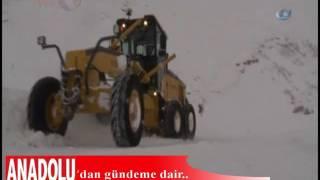 Download 24 saat karla mücadele çalışması Video