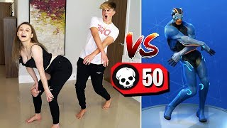Download 1 KILL = 1 FORTNITE DANCE IN REAL LIFE!! (*NEW* Fortnite Season 4 Challenge) Video