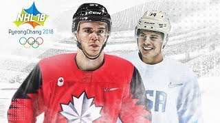 Download WHAT IF THE NHL WAS GOING TO 2018 OLYMPICS? - NHL 18 Video