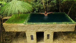 Download The Best Building Of Most Beautiful Villa By Ancient Skills Video