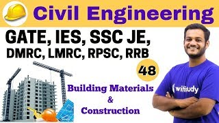 Download 3:00 PM - Civil Engineering by Nikhil Sir | Building Materials & Construction Video