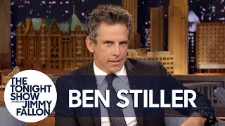 Download Ben Stiller's Inner Monologue During His Interview Video