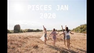 Download PISCES JANUARY 2020 Psychic Tarot Amazing spooky accurate Video
