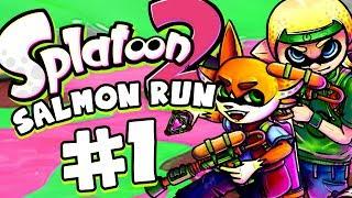 Download Splatoon 2: Salmon Run #1 with Stampy Video