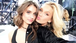 Download Victoria's Secret Fashion Show 2016 | Taylor Hill Snapchat Videos | November 27 2016 Video