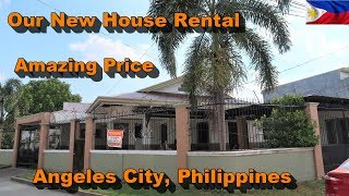 Download OUR NEW HOUSE RENTAL - WE GOT IT FOR A STEAL : Angeles City, Philippines Video