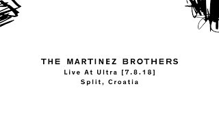 Download The Martinez Brothers B2B Loco Dice - Live At Ultra Croatia [7.8.18] Video