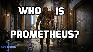 Download Arrow Theory: Who is Prometheus? Video